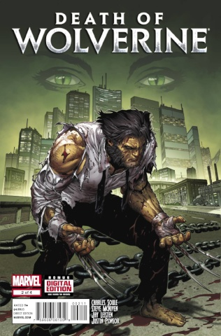 Death of Wolverine #2