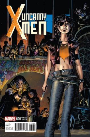 Uncanny X-Men #600 (Smith Cover)
