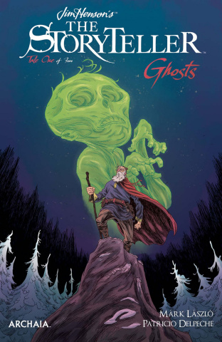 The Storyteller: Ghosts #1 (Laszlo Cover)