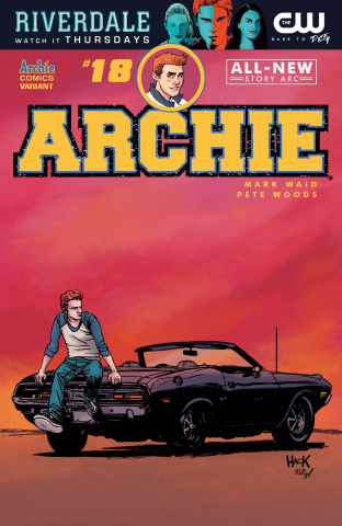 Archie #18 (Robert Hack Cover)