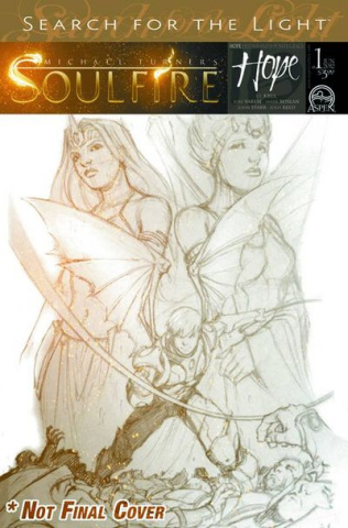 Soulfire: Hope #1 (Varese Cover)
