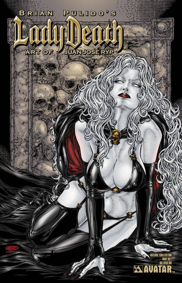 Lady Death: The Art of Juan Jose Ryp