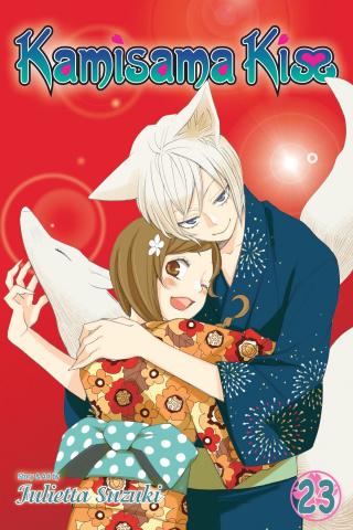 Kamisama Kiss Vol. 23