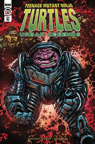 Teenage Mutant Ninja Turtles: Urban Legends #25 (10 Copy Eastman Cover)