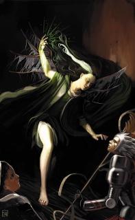 1602: Witch Hunter Angela #3