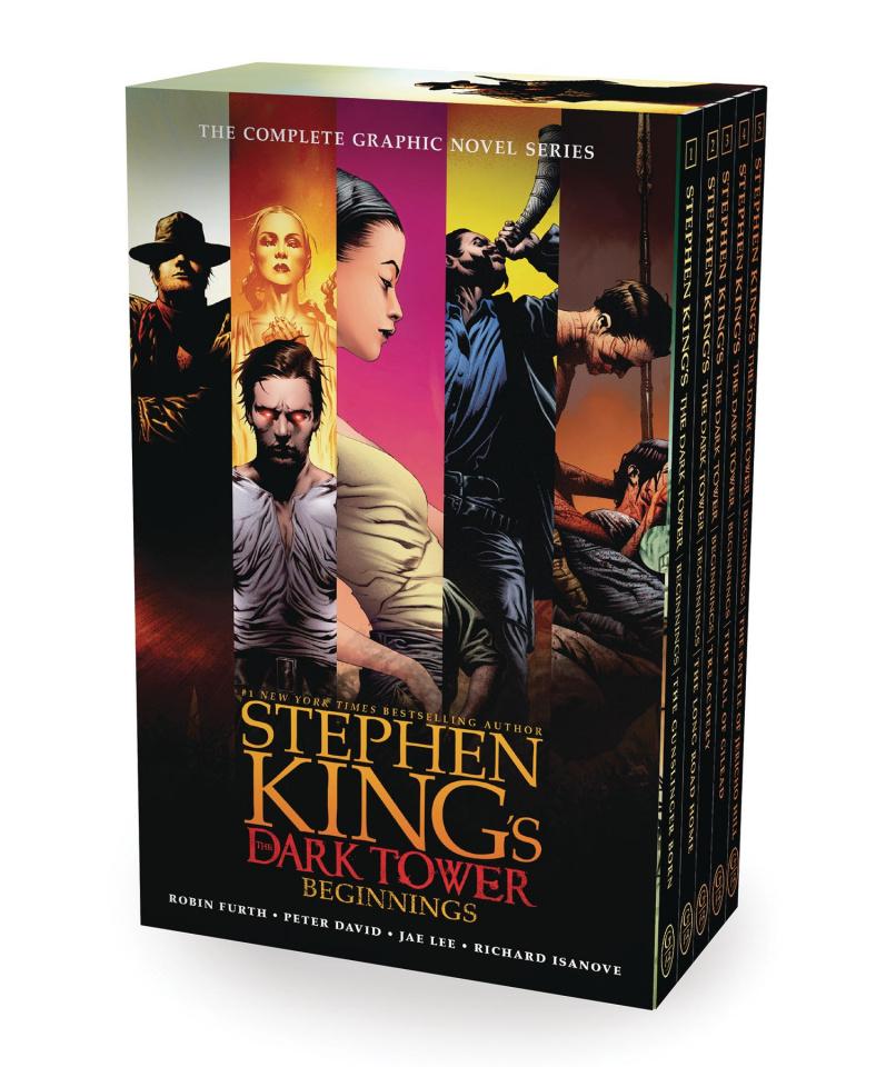 The Dark Tower: Beginnings Box Set
