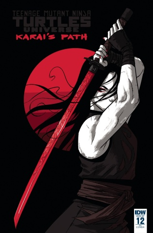 Teenage Mutant Ninja Turtles Universe #12 (10 Copy Cover)