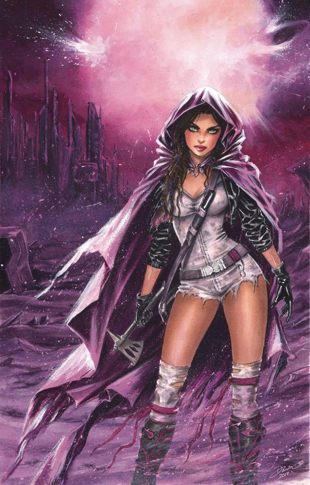 Divinica #5 (Cover B)