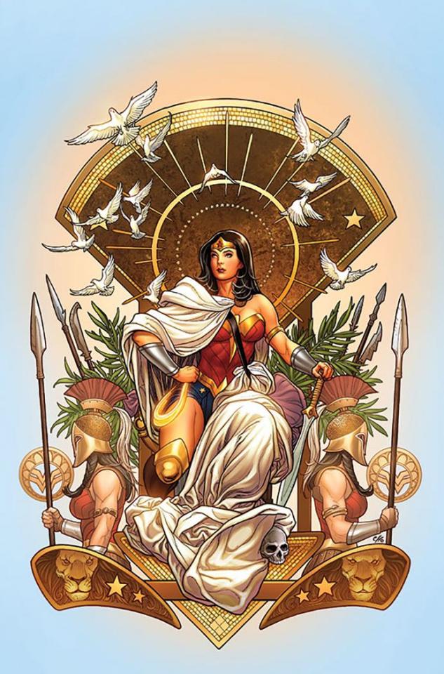 Wonder Woman #6 (Variant Cover)