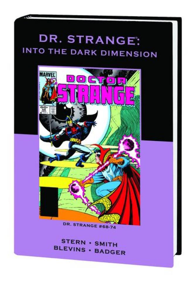 Dr. Strange: Into the Dark Dimension