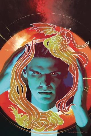 Angel, Season 11 #4 (Dekal Cover)