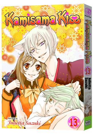 Kamisama Kiss Vol. 13