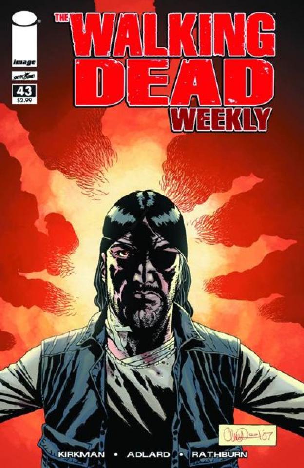 The Walking Dead Weekly #43