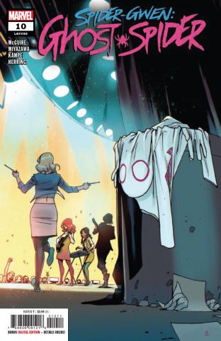 Spider-Gwen: Ghost Spider #10