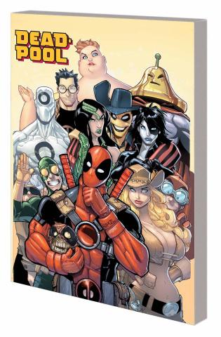 Deadpool Classic Vol. 15: All Rest