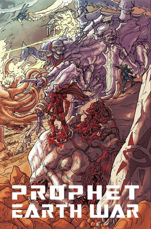 Prophet: Earth War #1