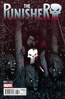 The Punisher #3 (Cloonan Cover)