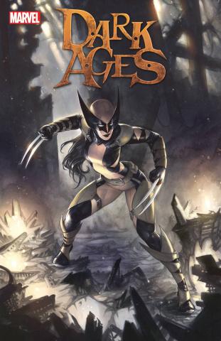 Dark Ages #2 (Hetrick Cover)
