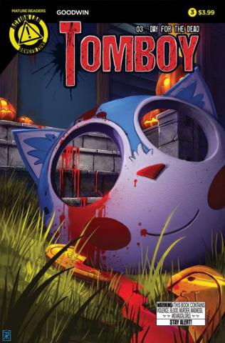 Tomboy #3 (Kaminski Cover)