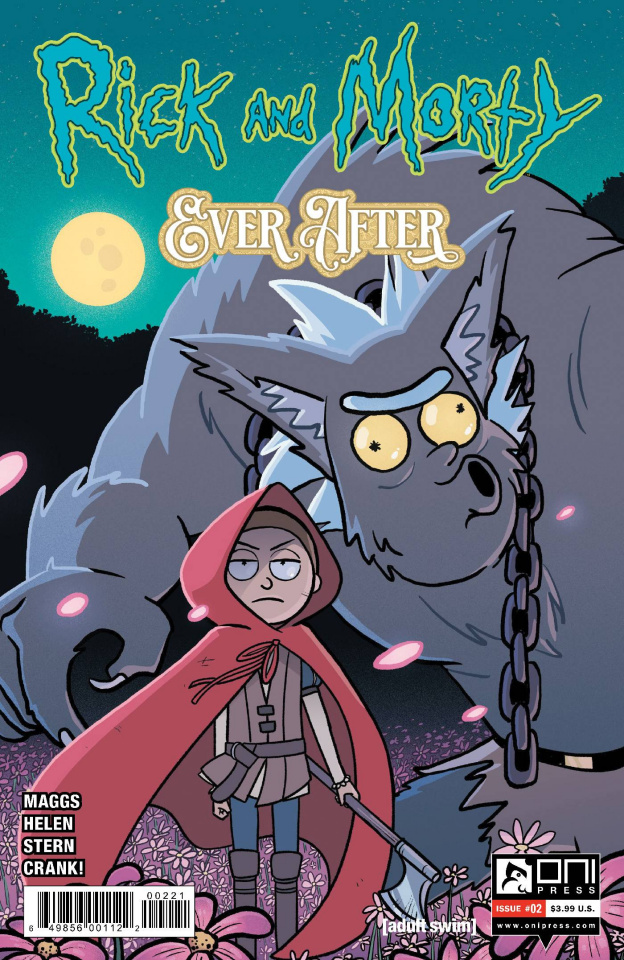 Rick and Morty: Ever After #2 (Stern Cover)