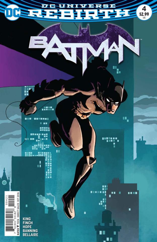 Batman #4 (Variant Cover)