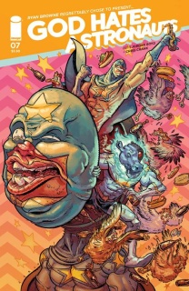 God Hates Astronauts #7 (Conley Cover)