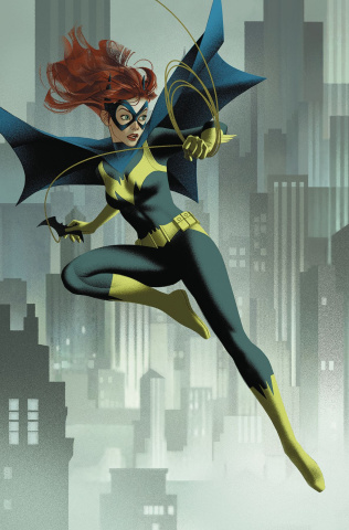 Batgirl #36 (Variant Cover)