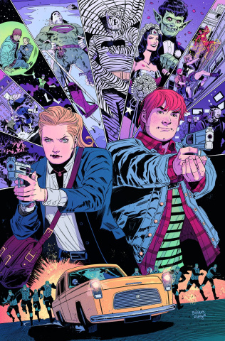 Sugar & Spike: Metahuman Investigations