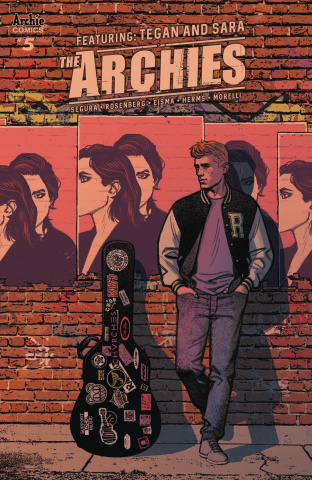 The Archies #5 (Smallwood Cover)
