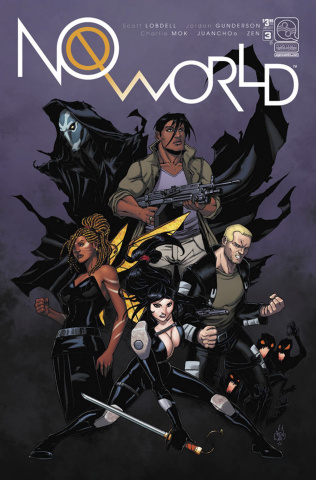 No World #3 (Renna Cover)