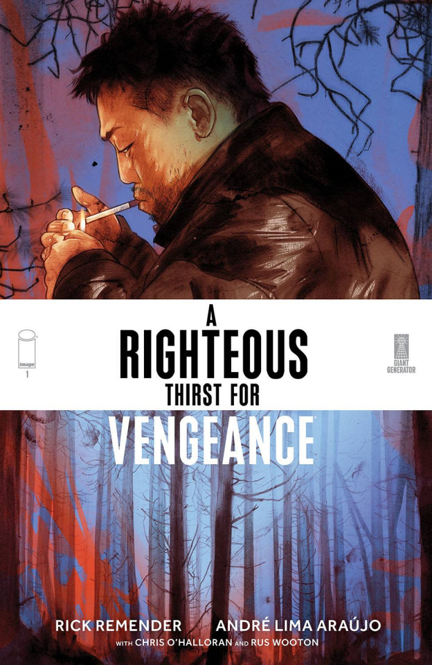 A Righteous Thirst for Vengeance #1 (25 Copy Lotay Cover)
