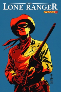 The Lone Ranger #22