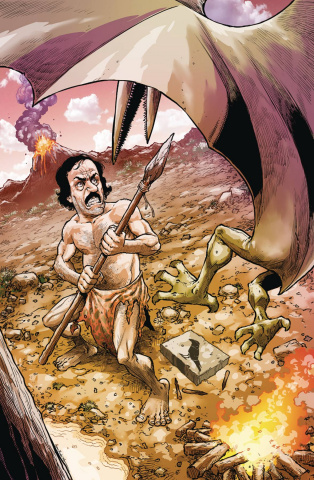 Edgar Allan Poe's Snifter of Blood #6