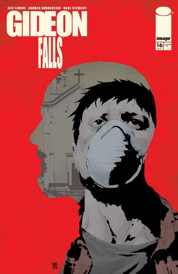 Gideon Falls #16 (Sorrentino Cover)