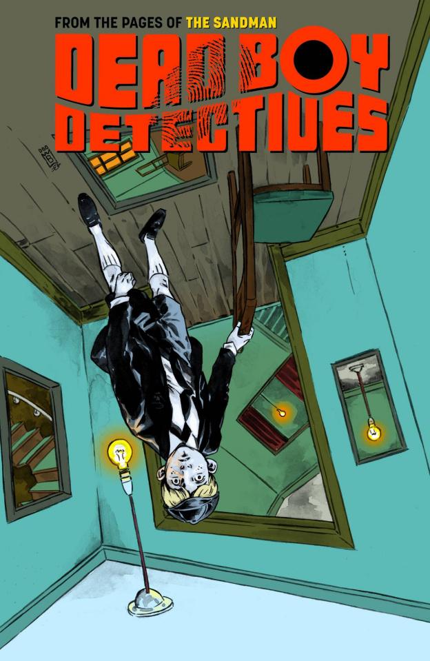 Dead Boy Detectives #5
