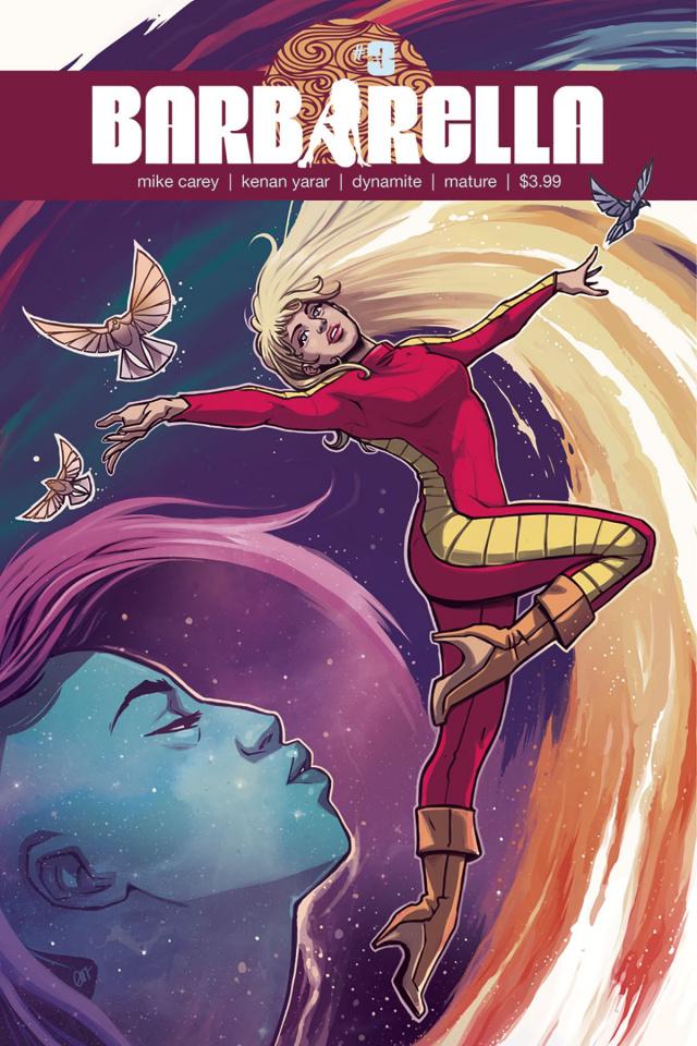 Barbarella #3 (Wijingaard Cover)