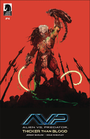 Alien vs. Predator: Thicker Than Blood #4