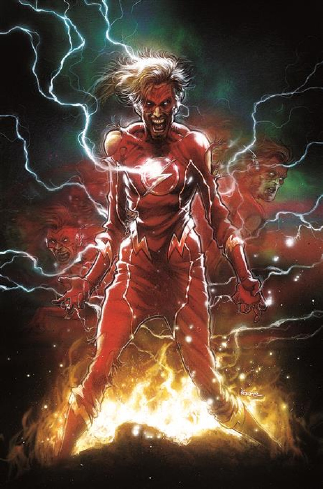 Future State: The Flash #1 (Kaare Andrews Card Stock Cover)