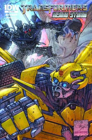 Transformers: Rising Storm #2
