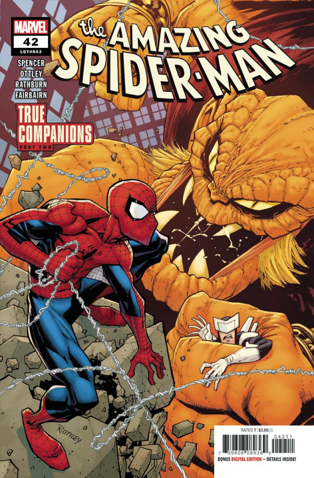 The Amazing Spider-Man #42: 2099