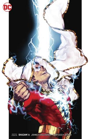 Shazam! #6 (Variant Cover)