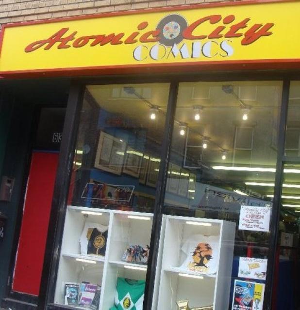 Atomic City Comics