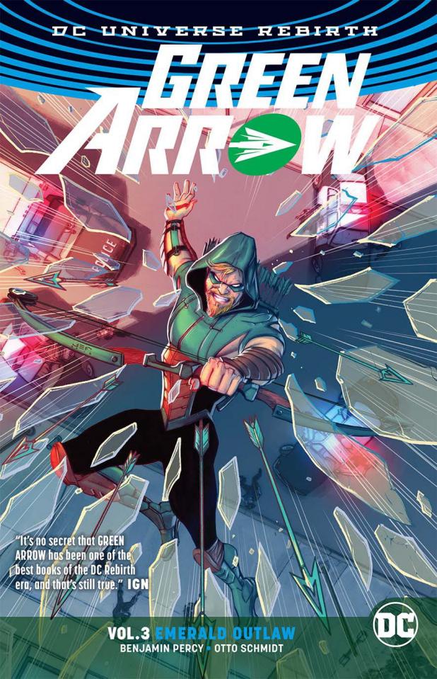Green Arrow Vol. 3: The Emerald Outlaw (Rebirth)