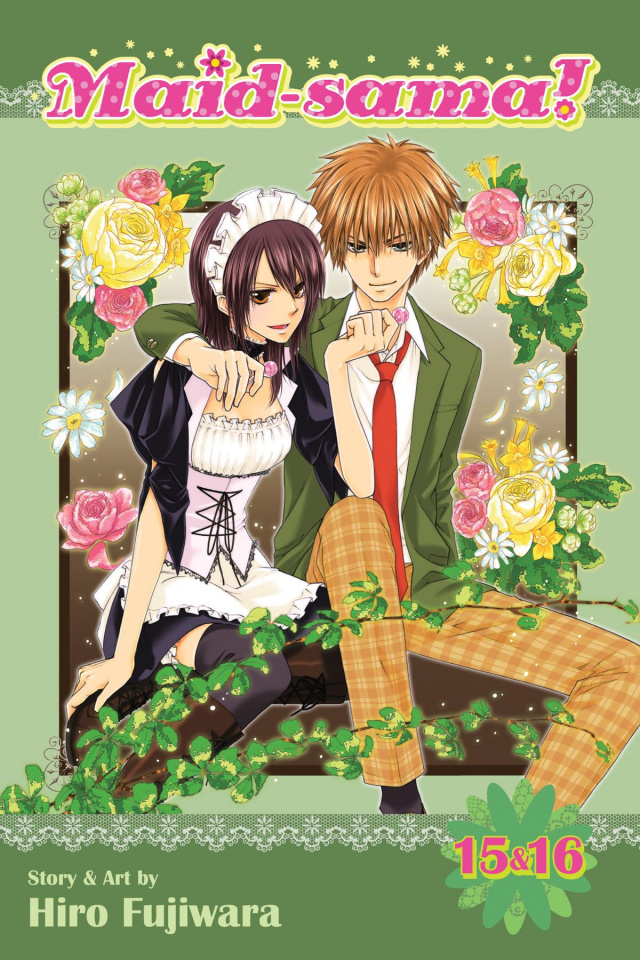 Maid-Sama! Vol. 8 (2-in-1 Edition)