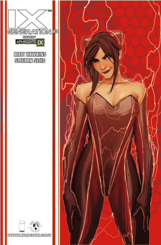 IXth Generation #3 (Sejic Cover)