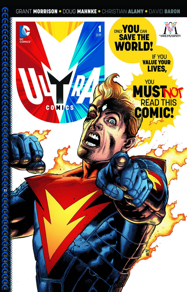 Multiversity: Ultra Comics #1