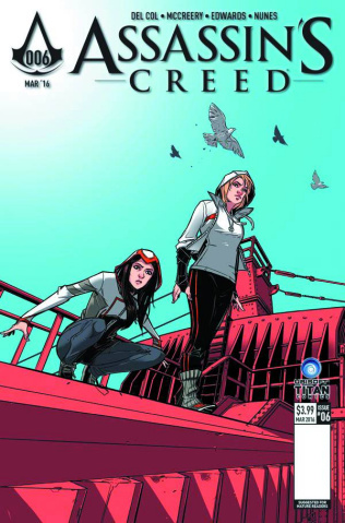 Assassin's Creed #6 (Wildgoose Cover)