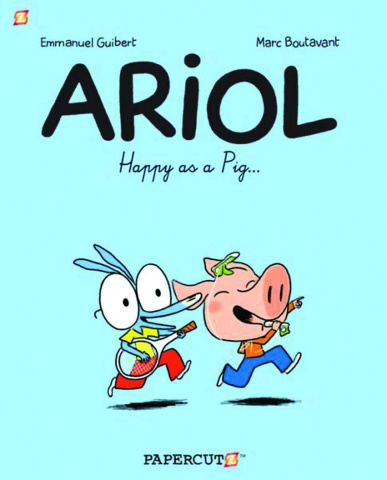 Ariol Vol. 3: Happy as a Pig