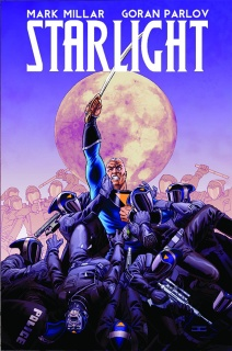 Starlight #6 (Chiang Cover)