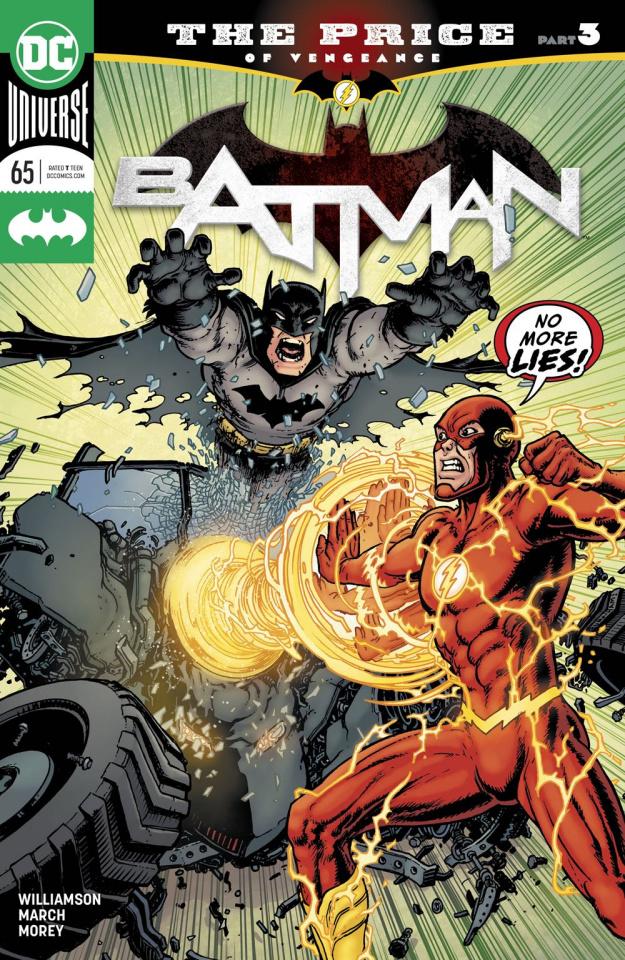 Batman #65: The Price
